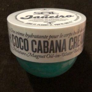 Brand new Sol Janeiro coco cabana cream